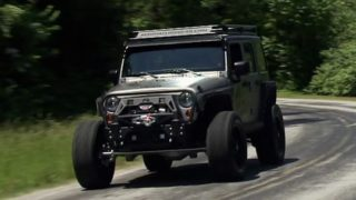 """'13 Jeep JK """"Magnaflow JK"""""""