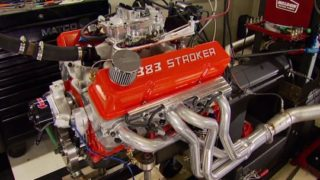 Summit Racing 383 Stroker Pt  1 : HorsePower