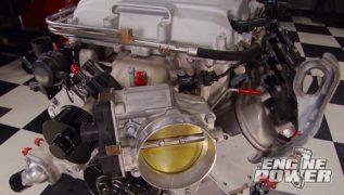 Cadillac LSA 427 Stroker Part 2 : Engine Power