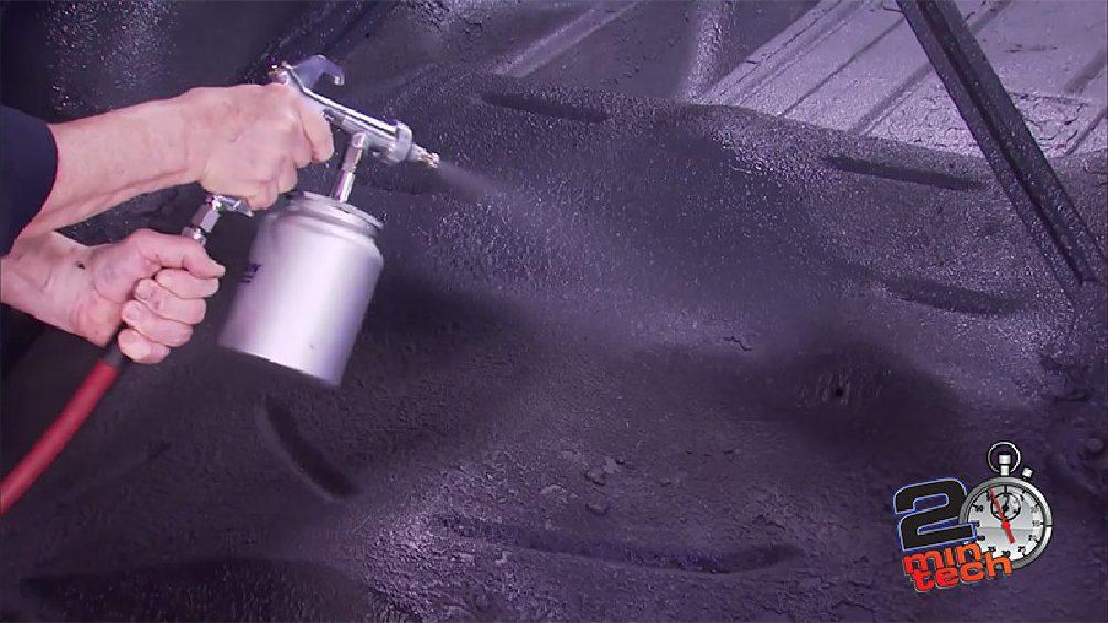 How To Apply Sound Control & Ceramic Insulation