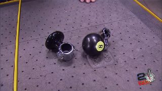 How To Create A Pool Ball Steering Knob