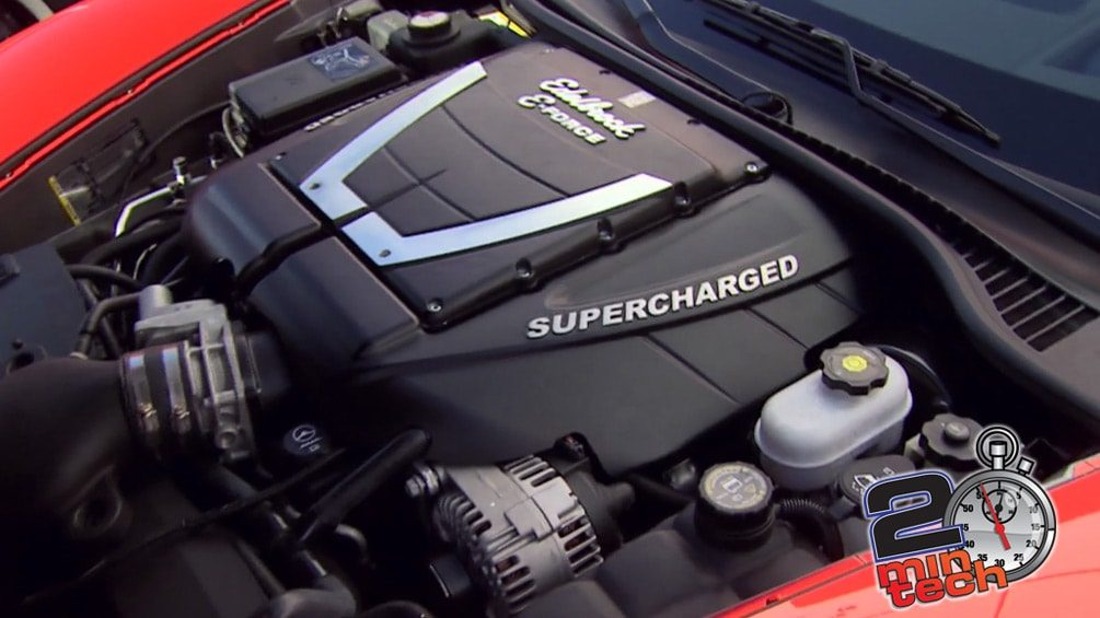 Behind the Scenes: Edelbrock's LS Supercharger, Part 1