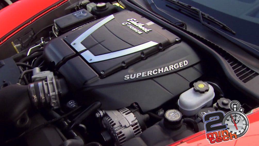 Behind the Scenes: Edelbrock's LS Supercharger, Part 1