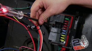 Wiring A Trail Truck Part 4 - Troubleshooting