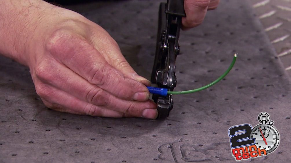 Make Perfect Wire Connections