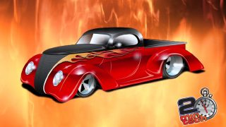 Hot Rod Truck Part 1: How To Layout A Custom Paint Job