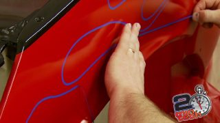 Hot Rod Truck Part 3: Hot To Paint Flames