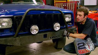 Fabricate 4x4 Bumpers With A Torchmate