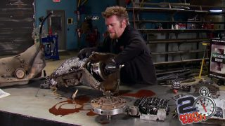 Rebuild A 700R4 Automatic Transmission Part 1