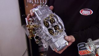 Install A Carb ConversionKit On An LS V8 Part 1