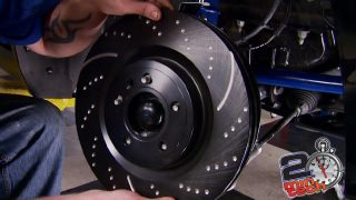 Upgrade Disc Brakes