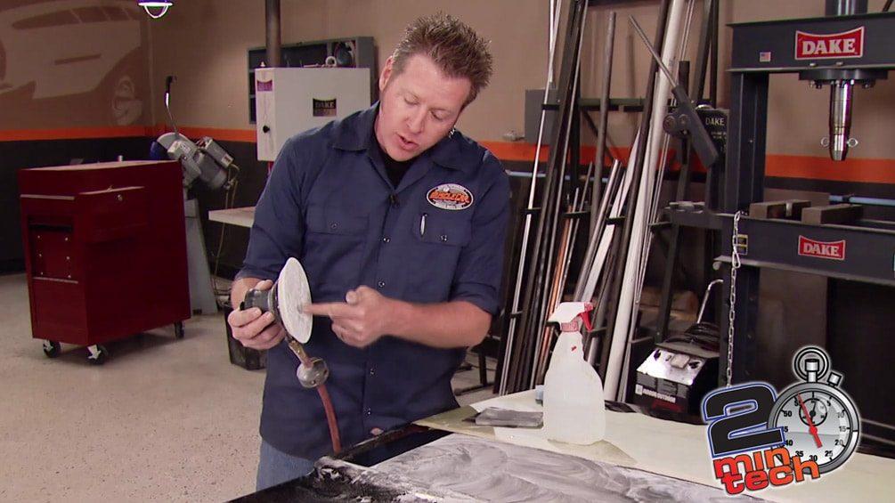 Fix Orange Peel, Runs and Dry Spray, Part 2