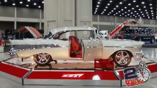 Carl Casper's 50th International Auto Show