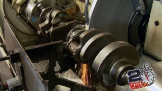 How to Repair a Crankshaft