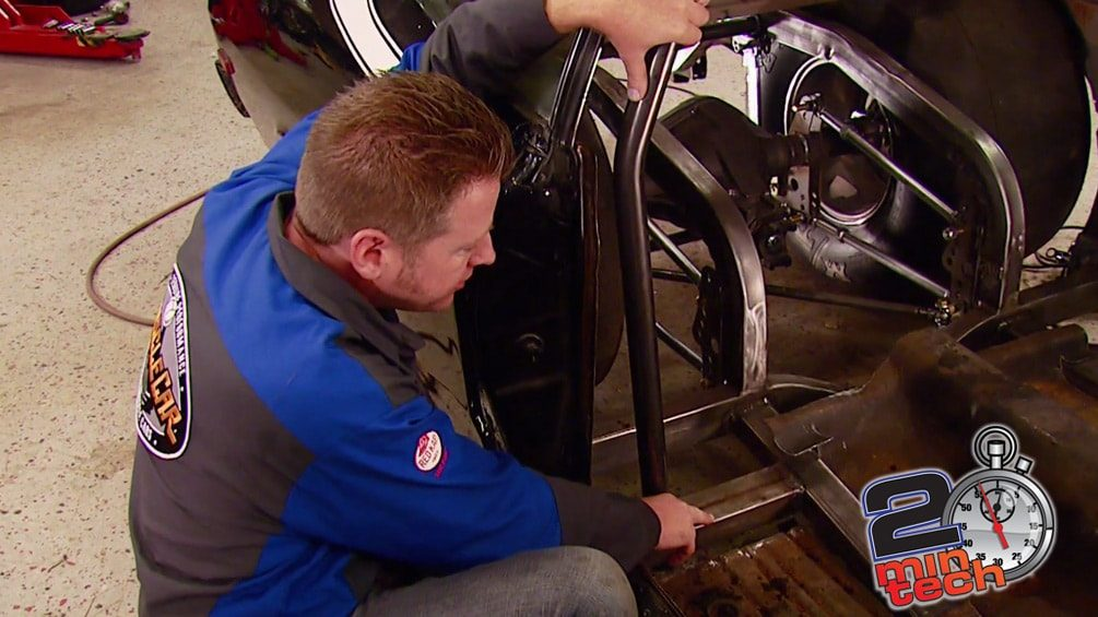 How to Measure Driver to Roll Cage Clearance