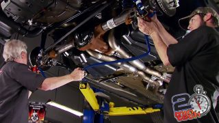 Bolt On a Ford Racing Mustang Suspension