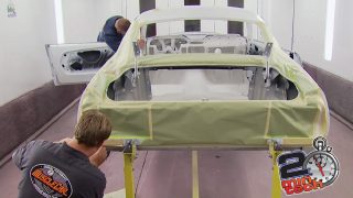 Spray Booth Tips Tri-Tone Race Car Paint