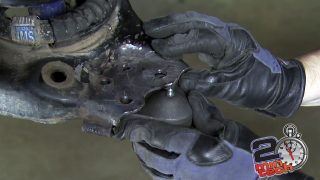 How to Remove a Chevy Ball Joint