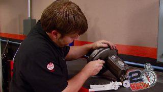 Checking a Brake Booster