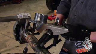 Build Custom Width Axles Part 4