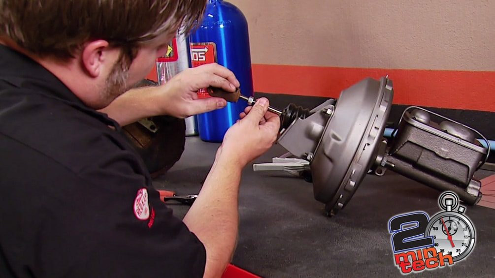 How to Swap a Master Cylinder & Brake Booster