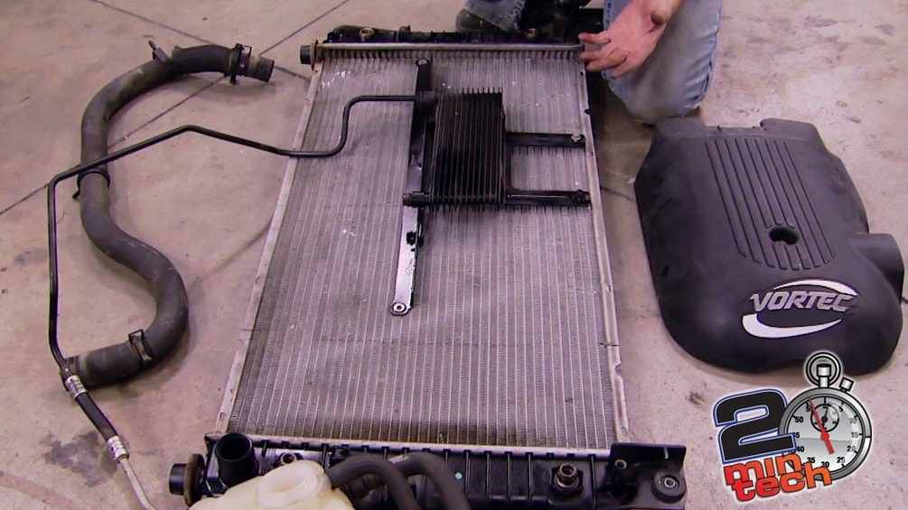 How to Salvage LS Cooling System
