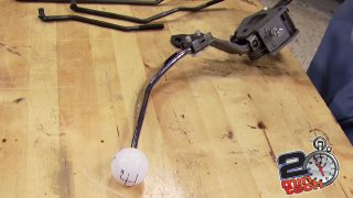 Install a Hurst Shifter on Muncie 4-Speed