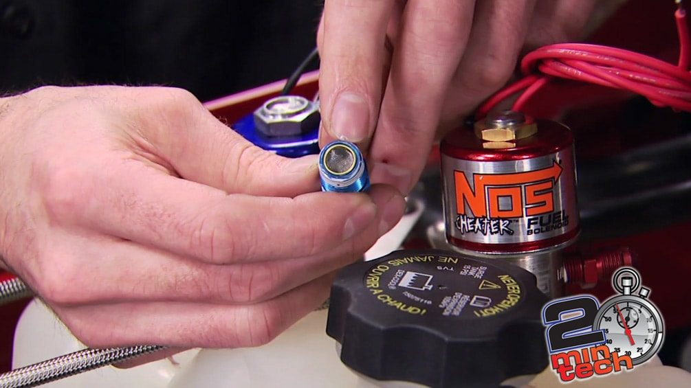 How to Mount Nitrous Solenoids
