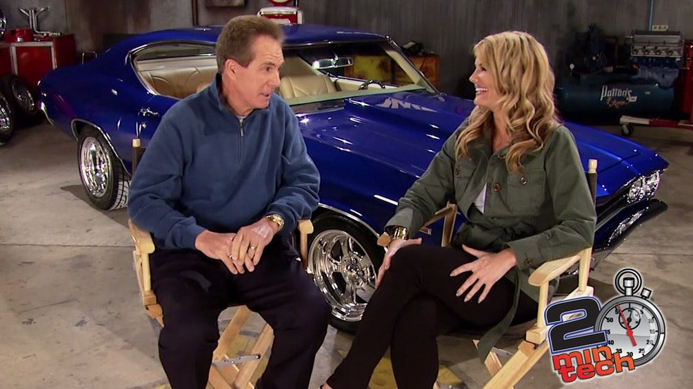Darrell Waltrip Interview