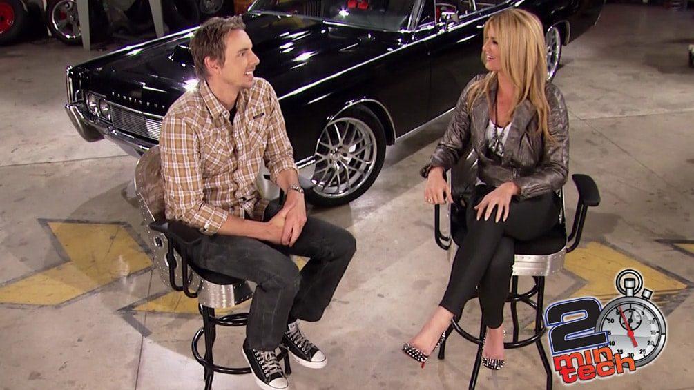Dax Shepard Interview