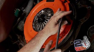 How to Install a Mustang Clutch