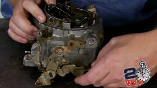 How to Rebuild and Edelbrock Performer 4 bbl Carburetor Part 1