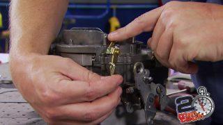 How to Rebuild and Edelbrock Performer 4 bbl Carburetor Part 3