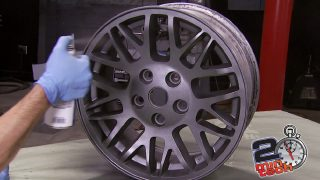 How to Paint an Aluminum Rim