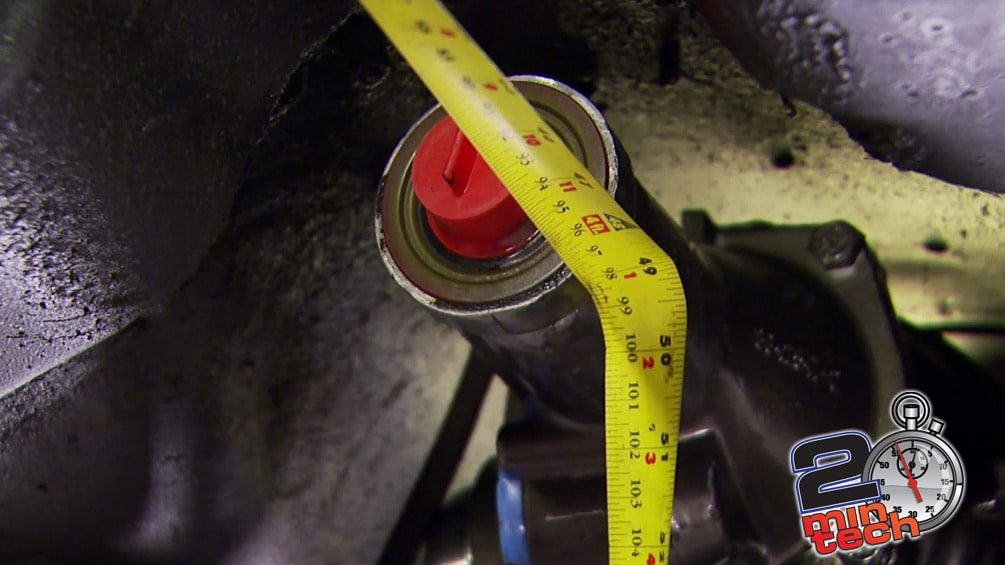 How to Measure for a Driveshaft