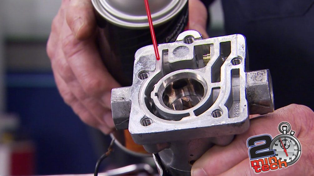 How to Service your Fuel Pump