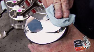 How to Polish a Piston