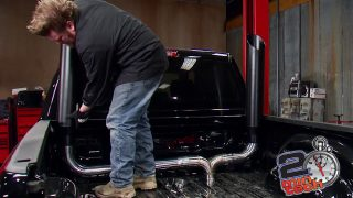 How to Install Diesel Exhaust Stacks
