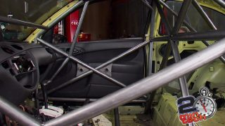 Rally Race Car Roll Cage Pt. 2