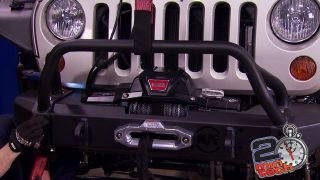 How to Upgrade Bumpers on a Jeep Wrangler
