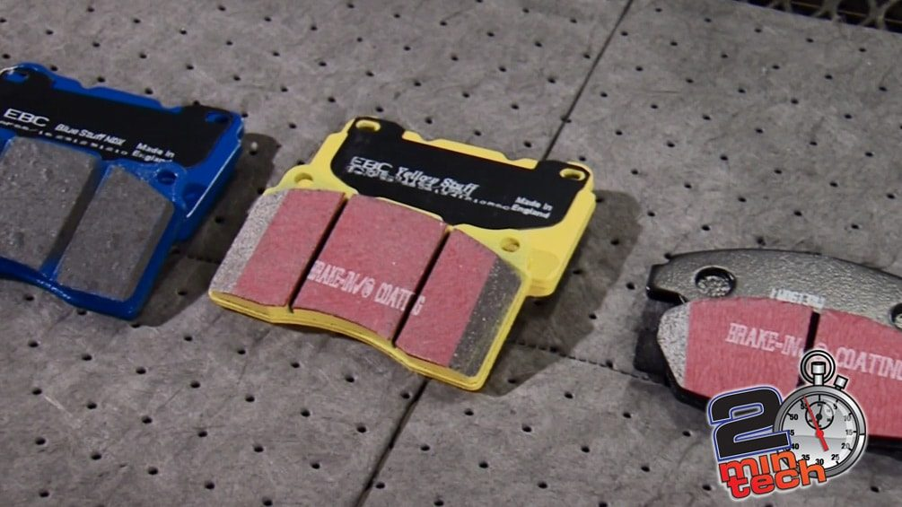 How to Choose the Proper Brake Pads