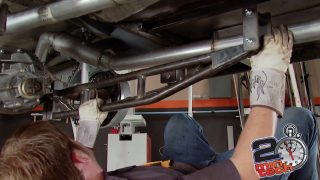 Fabricate Traction Bars