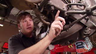 Rebuild A Front End: Idler Arms, Ball Joints, & A-Arms Part 1