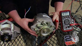 Convert a 2-Wire Alternator to Single Wire