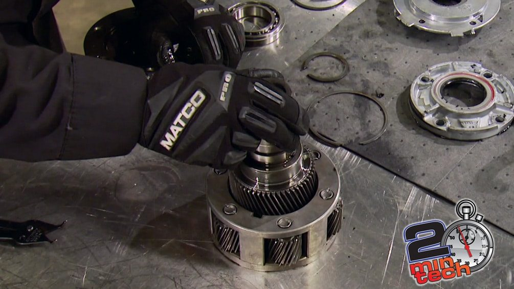 Convert Your Transfer Case From Slip Yoke To Fixed Yoke