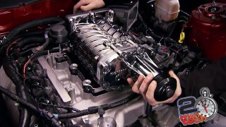 Upgrade to A Roush Mustang Supercharger Part 1