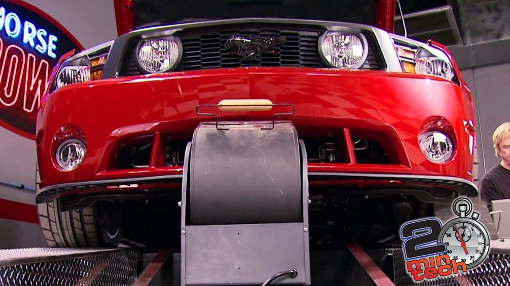 Upgrade to A Roush Mustang Supercharger Part 2