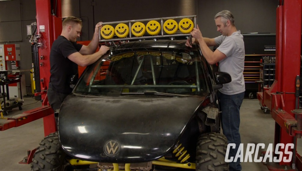 Transforming the VW Bug From Cool to Bajawesome