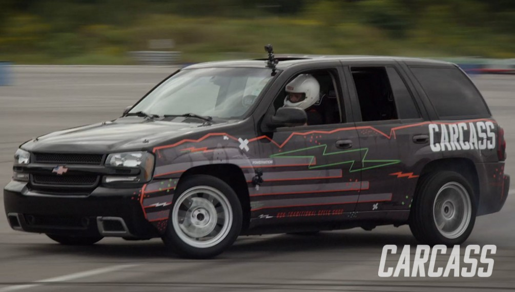 Supercharging Our Drift Trailblazer To Push It Past the 500 HP Threshold