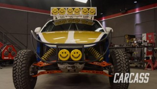 Can-Am + VW Beetle = BajaAwesome